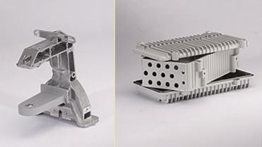 Die Cast Aluminum Parts