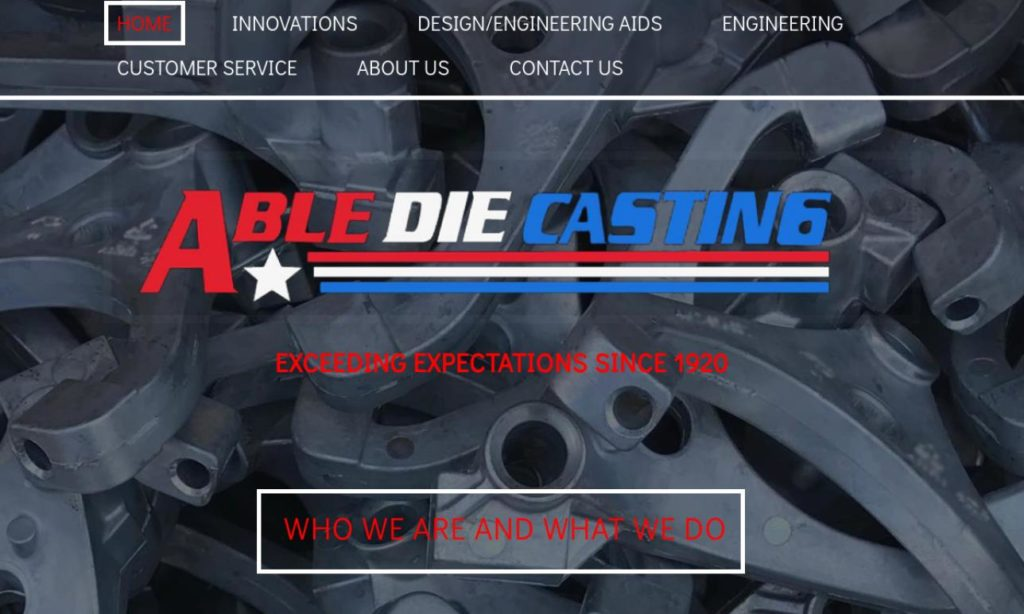 Able Die Casting Corporation