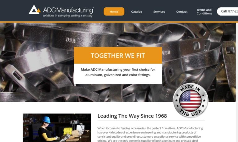 ADC Manufacturing