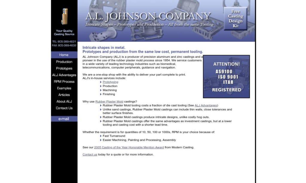 A.L. Johnson Company