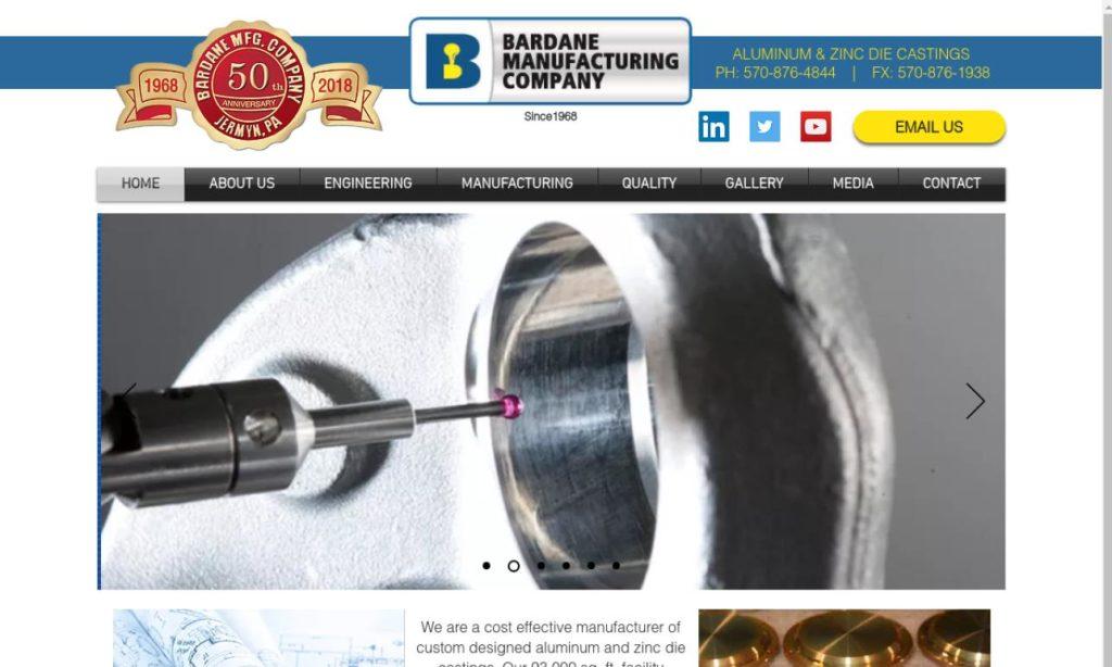 Bardane Manufacturing Company