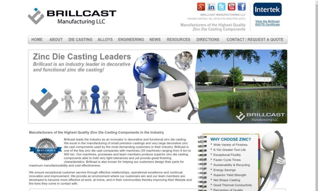 Brillcast, Inc.