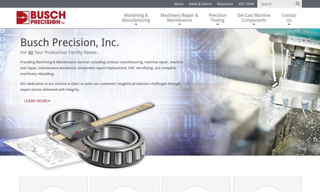 Busch Precision, Inc.