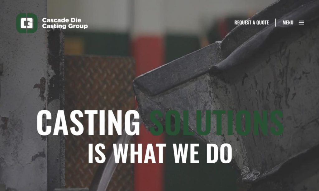 Cascade Die Casting Group, Inc.