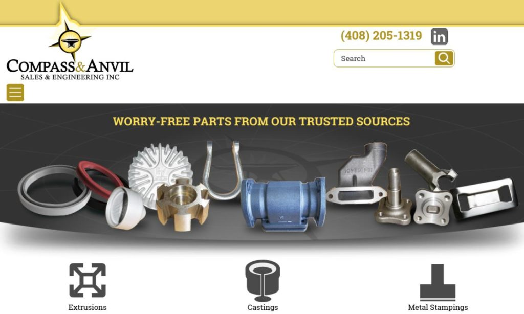Compass & Anvil Sales & Engineering, Inc