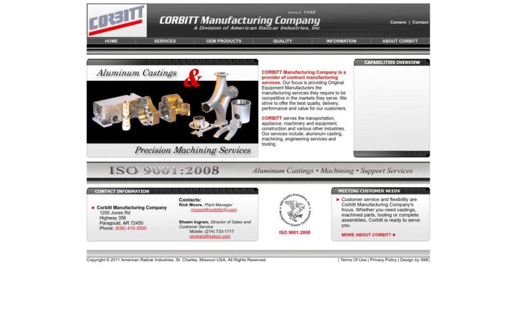 Corbitt Manufacturing Company