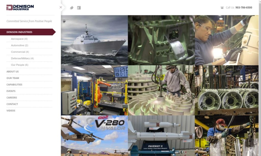 Denison Industries