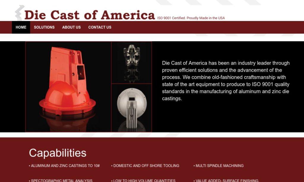 Die Cast of America