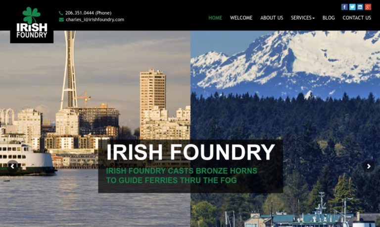 Irish Foundry and Manufacturing, Inc.