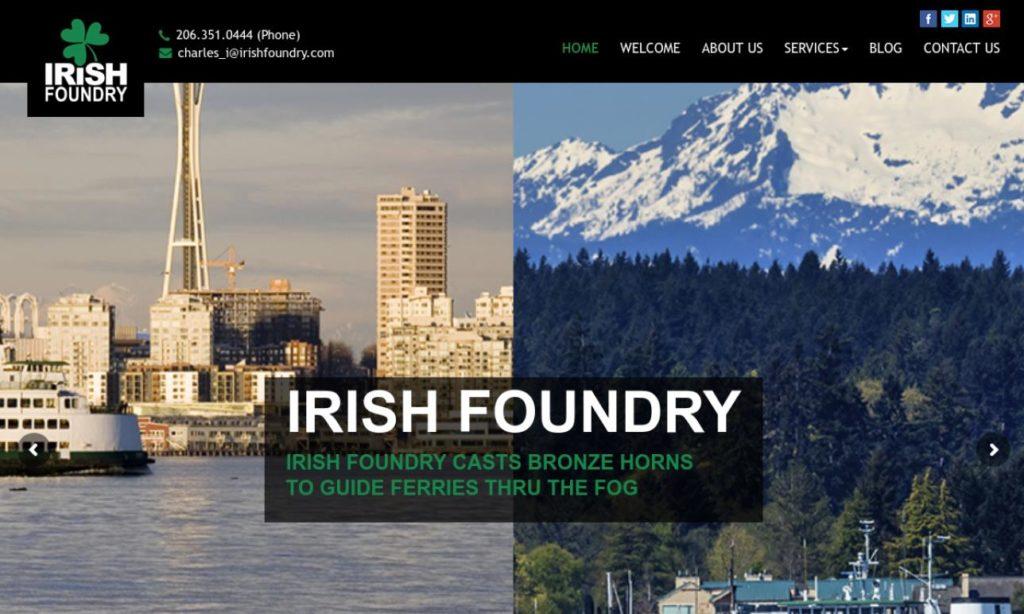 Irish Foundry and Manufacturing, Inc.