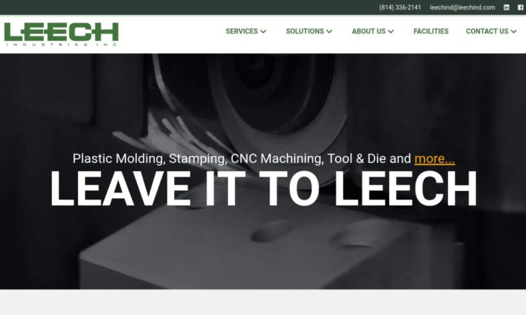 Leech Industries, Inc.