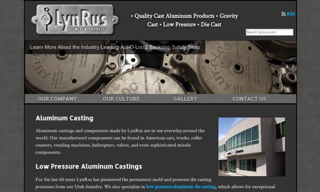 LynRus Aluminum Products