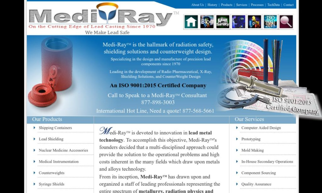 Medi-Ray, Inc.