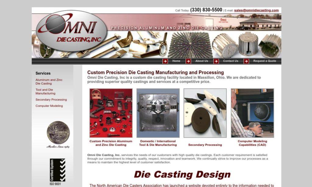 Omni Die Casting, Inc