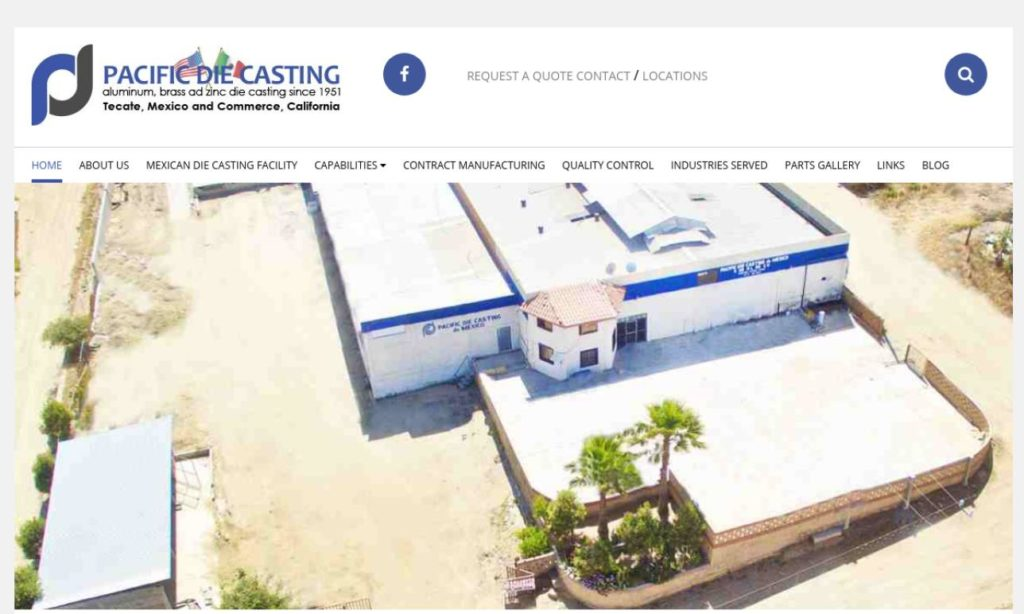 Pacific Die Casting Corporation
