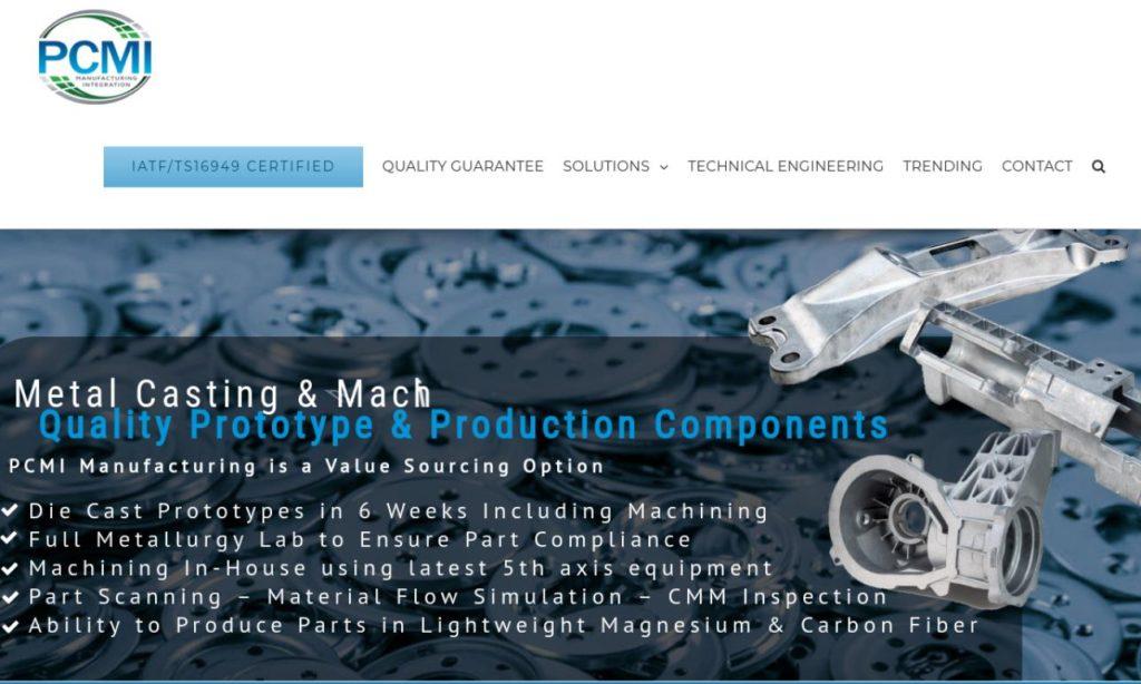Prototype Cast Manufacturing, Inc.