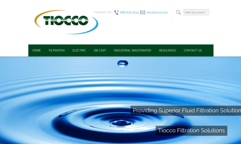 Tiocco Incorporated