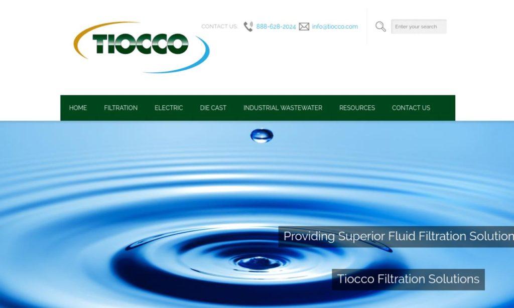Tiocco Incorporated