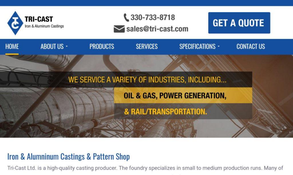 Tri-Cast Ltd.