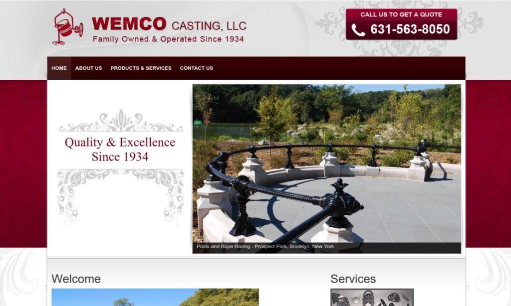 Wemco Casting, LLC