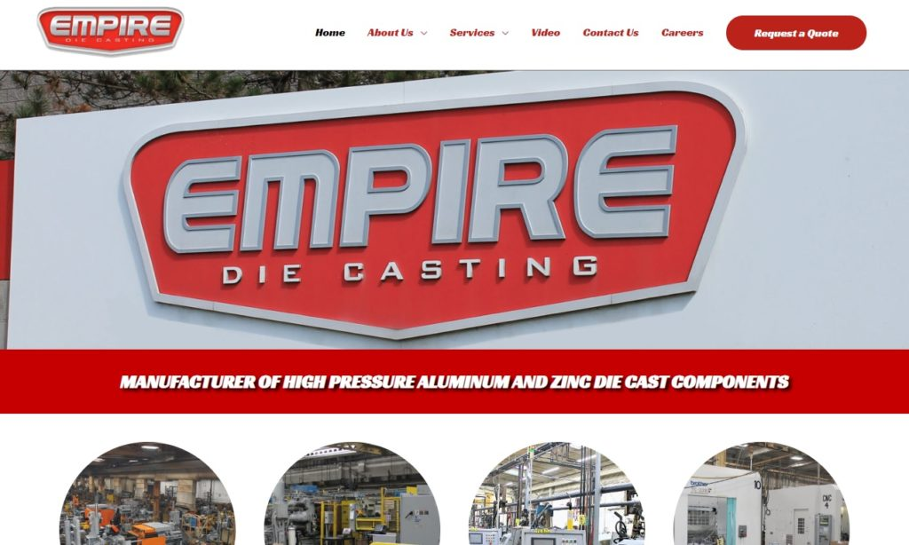 Empire Die Casting Co., Inc.