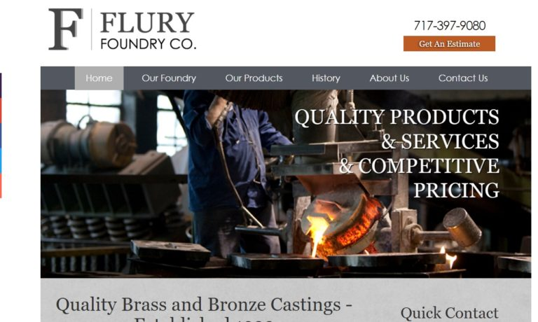 Flury Foundry Co.