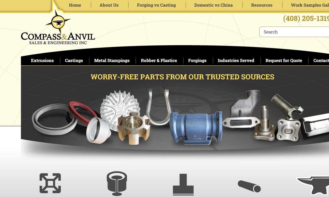 Compass & Anvil Sales & Engineering, Inc