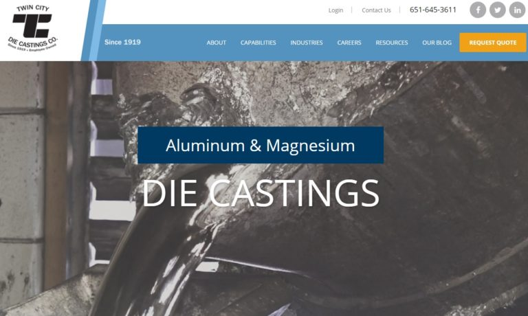 Twin City Die Castings